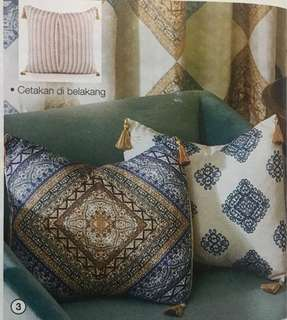 Qalea by Rizalman Cushion Cover Set Of 2