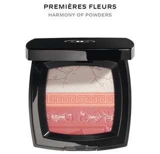 🚚 Chanel PREMIÈRES FLEURS Harmony Of Powders