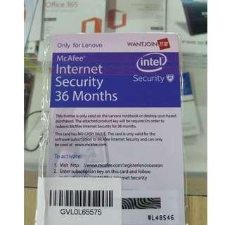 迈克菲(McAfee)互联网安全-万聚(WANYJOIN)