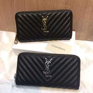 Ysl wallets