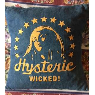 Hysteric Glamour - Denim Cushion 極希少