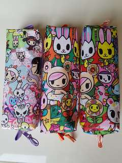 Tokidoki prints pencil case