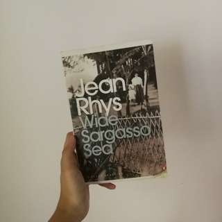 Wide Sargasso Sea by Jean Rhys Meyers