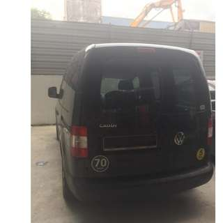 Volkswagen Caddy 2.0 Manual SDI