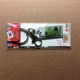 Korean Keychain