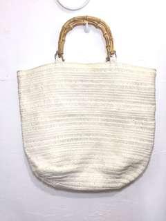 Knitted Beach Bag