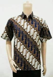 Kemeja Batik Nasional