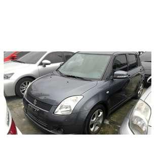 【老頭藏車 】2006 Suzuki Swift『0元就把車貸回家 』『全貸,超貸,免保人』中古 二手 汽車