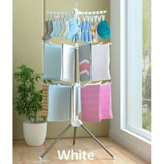 3 Tier Cloths Drying Rack