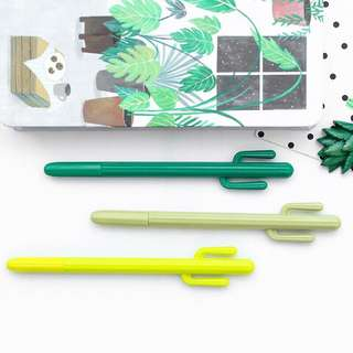Cactus Shaped Ballpen