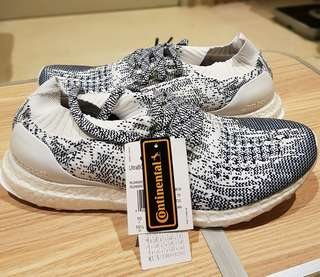 Adidas Ultra Boost Uncaged Non Dyed / Zebra