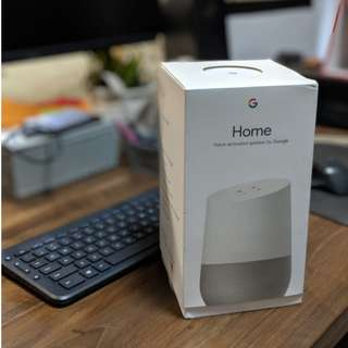 Google Home BNIB Sealed