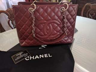 Chanel GST Caviar - XL
