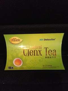 Natural Clenx Tea NH Detoxlim
