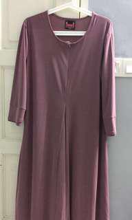 Dress Jubah Calaqisya