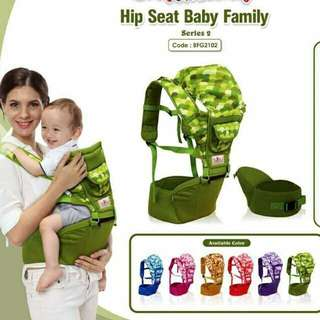 Hipseat baby
