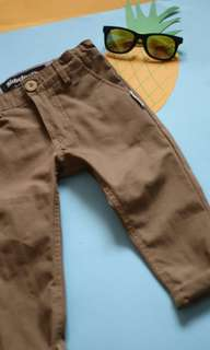 CAPPUCHINO PANTS by Kidzclusive