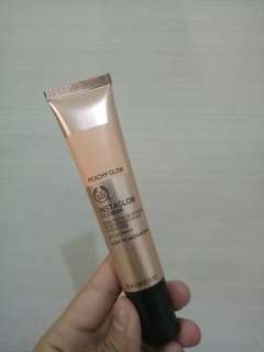 The body shop cc cream peachy glow