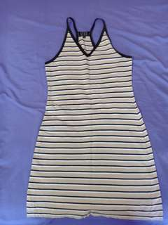 Seed body fit dress