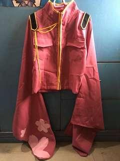Miku Hatsune Senbonzakura Cosplay Costume