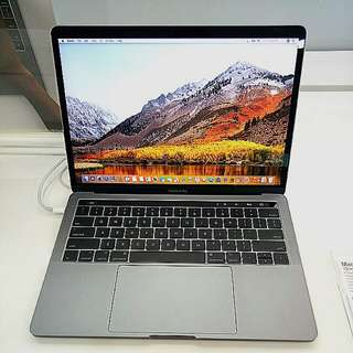 "Bunga 0,99% Macbook Pro 13"" Touch Bar 256 Gb Kredit Tanpa CC"