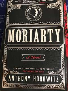 Moriarty New York Bestseller