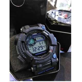 Casio G-Shock GWF-D1000B-1 Frogman