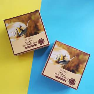 Deoproce Snail Recovery Soap