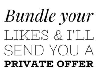 Bundle Your LIKES !!!