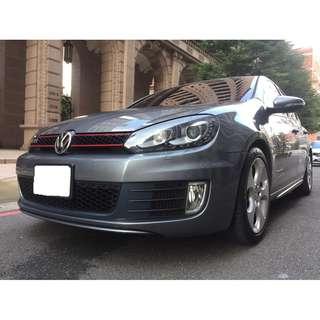 <小馬愛車>  2011 Volkswagen Golf GTI 2.0 灰