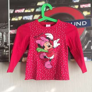 Disney Shirt size 5