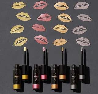 Shu Uemura  x Yazbukey Metallic Lip Liner