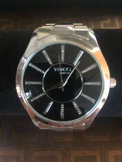 Vincci Watch Ori Preloved 90%