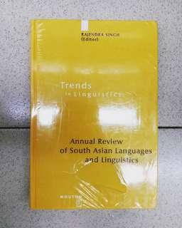 Trends in Linguistics (South Asian)