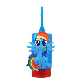 Rare LIFEBUOY Hasbro My Little Pony Rainbow Dash Hand Sanitizer (includes 50ml Sanitizer)