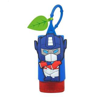 Rare LIFEBUOY Hasbro Transformers Optimus Prime Hand Sanitizer (includes 50ml Sanitizer)