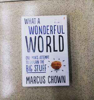 What a Wonderful World (Fact Book)