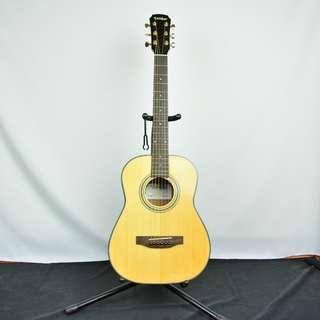 Tanger raymond eq 原木色 木吉他*現金收購 樂器買賣 二手樂器吉他 鼓 貝斯 電子琴 音箱 吉他收購