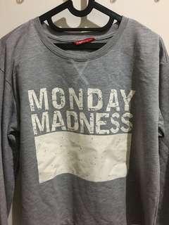 Logo Sweater (Monday Madness)
