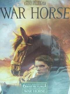 War horse a Steven Spielberg film dvd