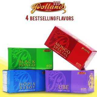 Polland Hopia (Bundle of 4)