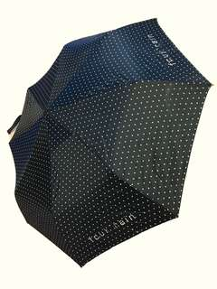 French collection umbrella black dots fcuk