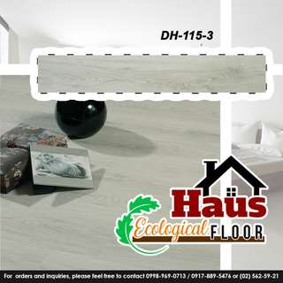 Haus Ecological Flooring