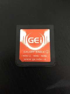 Galaxy Eagle Card for DSi