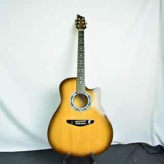Master 39吋 初階 原木色 木吉他*現金收購 樂器買賣 二手樂器吉他 鼓 貝斯 電子琴 音箱 吉他收購 二手樂器