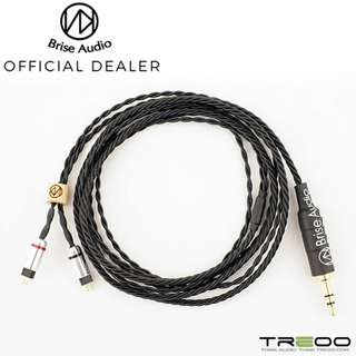 Brise Audio flex001 4-Conductor Copper IEM Cable