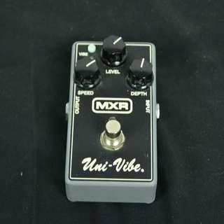 MXR M68-UNIVIBE 黑銀色 和聲 效果器*現金收購 樂器買賣 二手樂器吉他 鼓 貝斯 電子琴 音箱 吉他收購