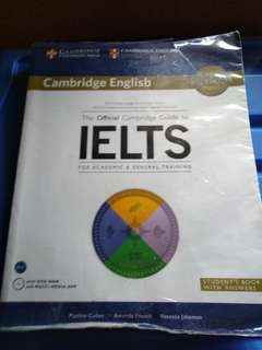 Ielts Reviewer- Academic and General