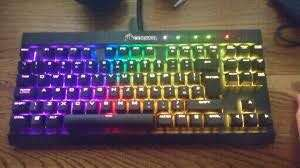 Corsair K65 RapidFire RGB Mechanical Keyboard