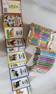 Children early readers vocabulary